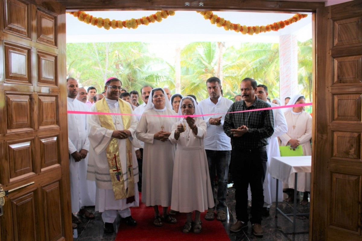 Inauguration of Community Hall